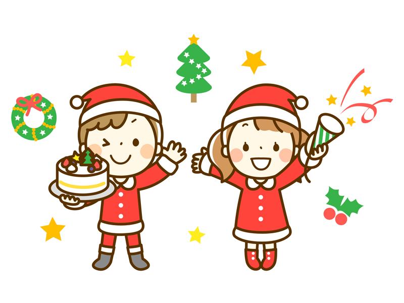 お誕生日会(Christmas.ver)