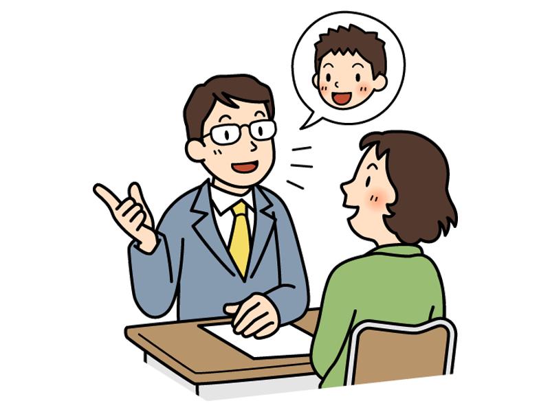 クラス別懇談会